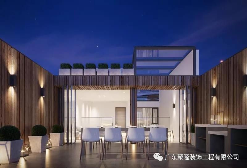 造价270万4层现代风格大别墅装修效果图,快来看看!