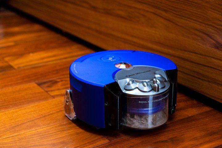戴森360heurist评测:六千元的扫地机器人,高品质