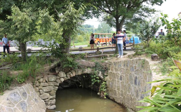 常州溧阳双榉桥,已有近八百年历史