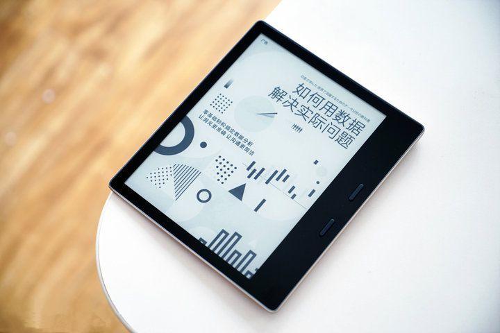 Kindle Oasis 2019 体验:更轻 更快 更人性化