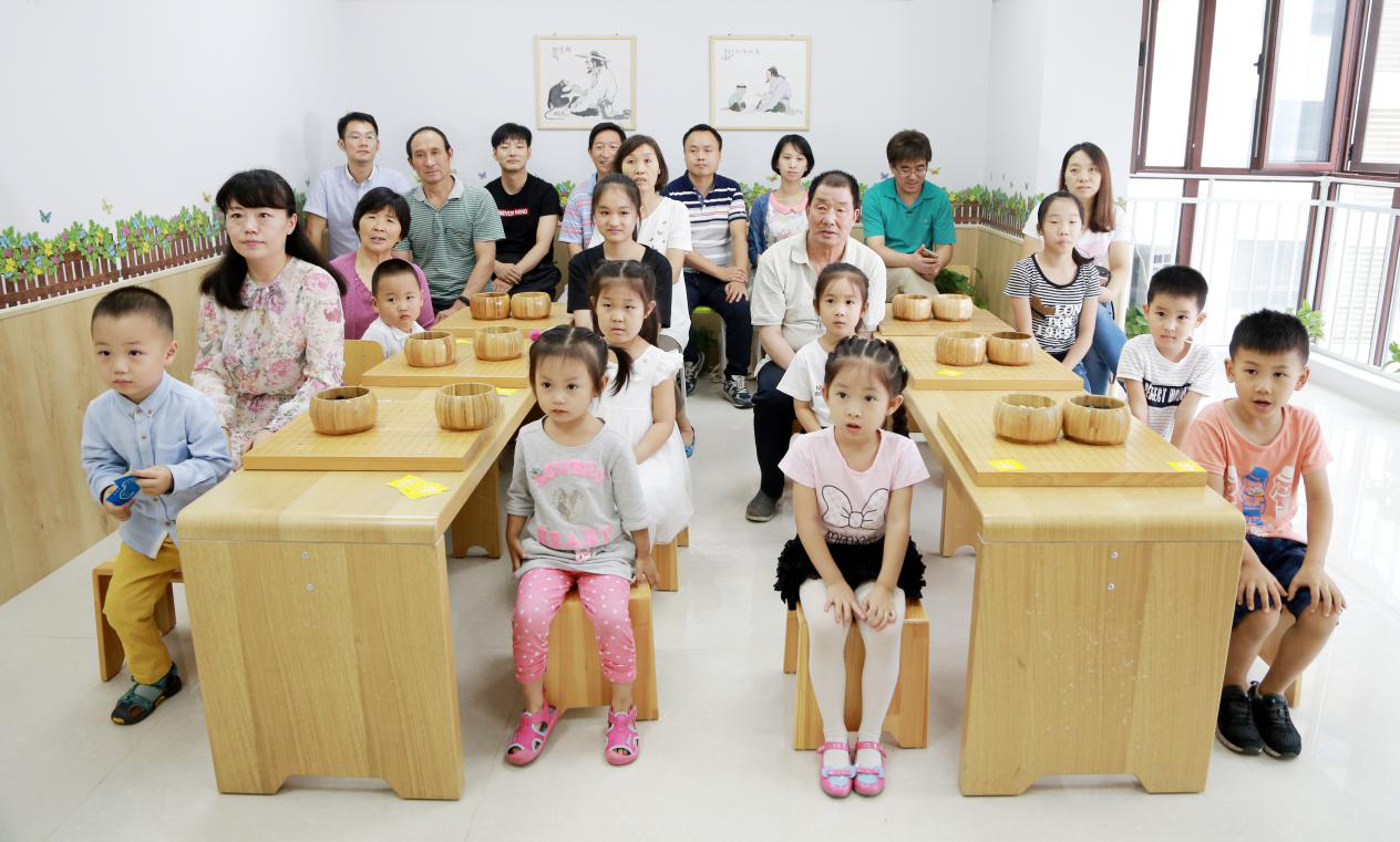 弈学园:一家始于用心的少儿围棋培训机构