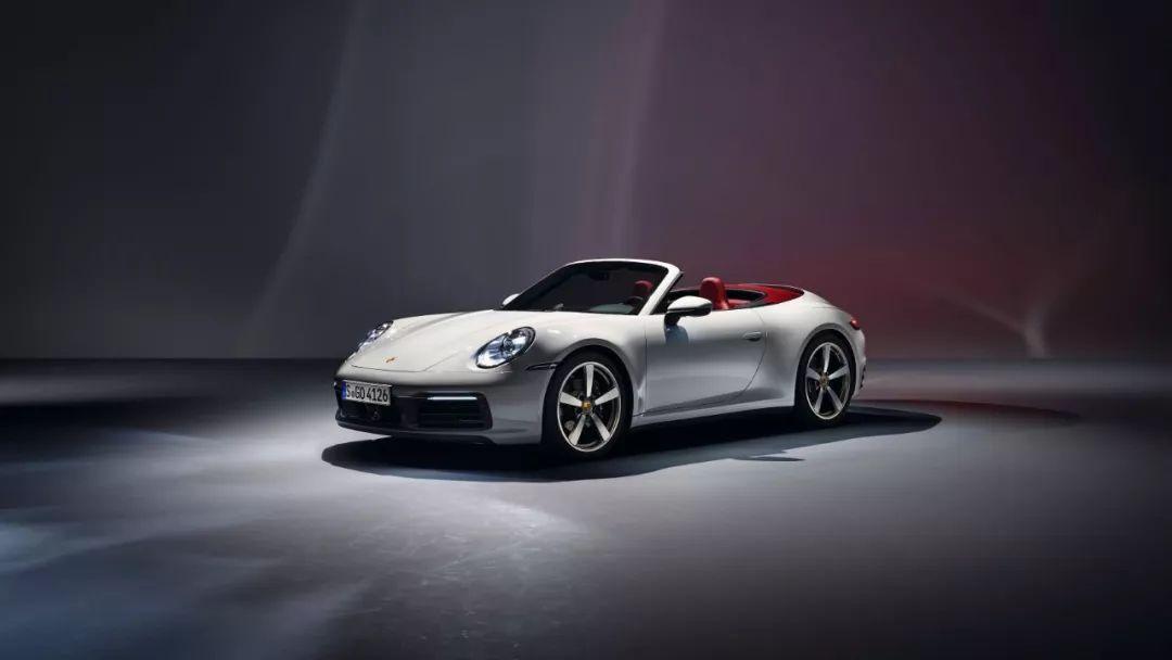 最便宜的新911来了:保时捷992入门级车型官图发布的照片 - 7