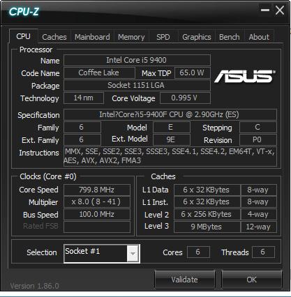 酷睿i5-9400F用来玩游戏值不值得买?看完就明白的照片 - 3