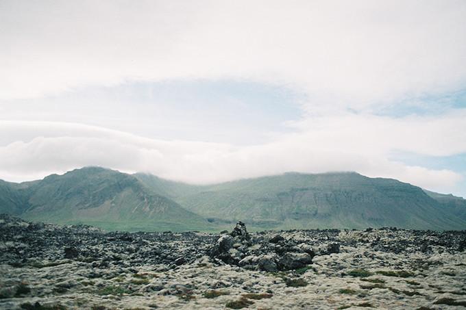 火山苔原地