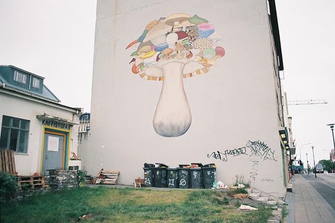 创意街头涂鸦
