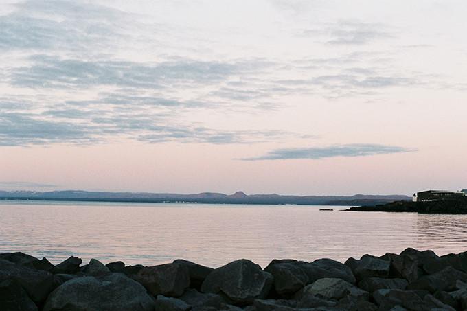 凯夫拉维克的海岸