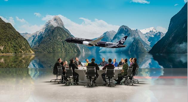 """""""橄""""为球狂,新西兰航空更名""""全黑队航空""""?!最会自黑的航空公司凭创意视频打响营销之战"""