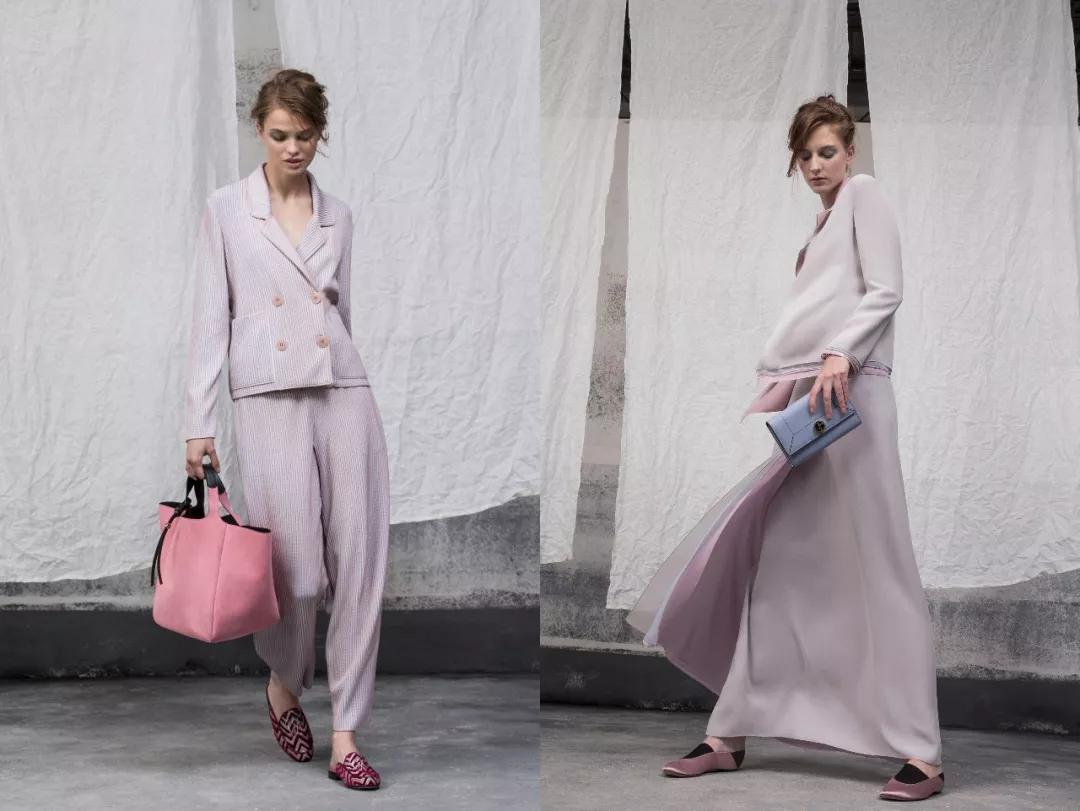 淡漠紫服饰搭配