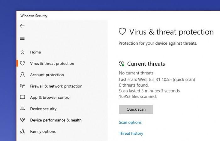 Windows Defender现已经为超过5亿台电脑提供反病毒防护的照片 - 2