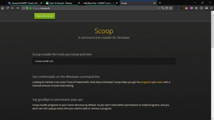 软件包管理工具选Scoop还是Chocolatey?的照片 - 4