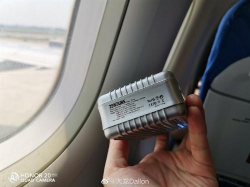 充电宝可以带上飞机吗?Zendure重新定义移动电源的新高度