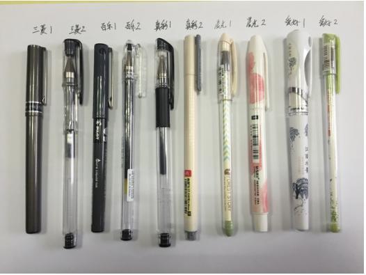 世界中性笔排名(各类中性笔评测)