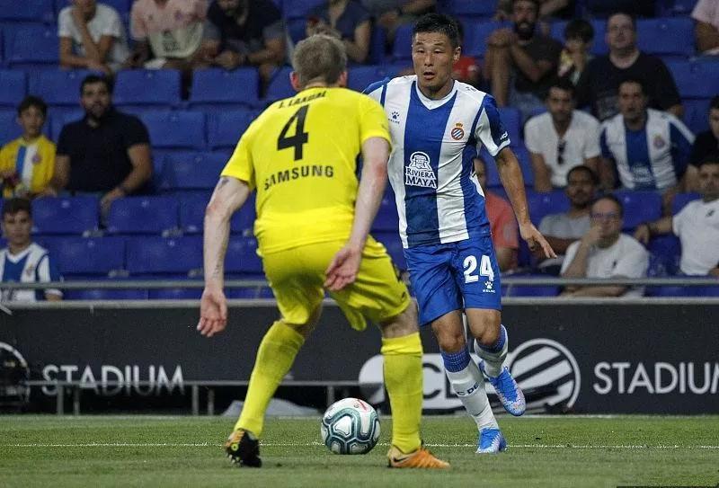 比武磊还火,中国球员在欧洲主流联赛,30米单刀破门!