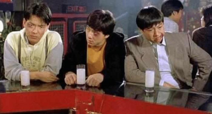 """当年""""七小福""""中的元彪嫁女,为啥香港明星坐出租车来?"""