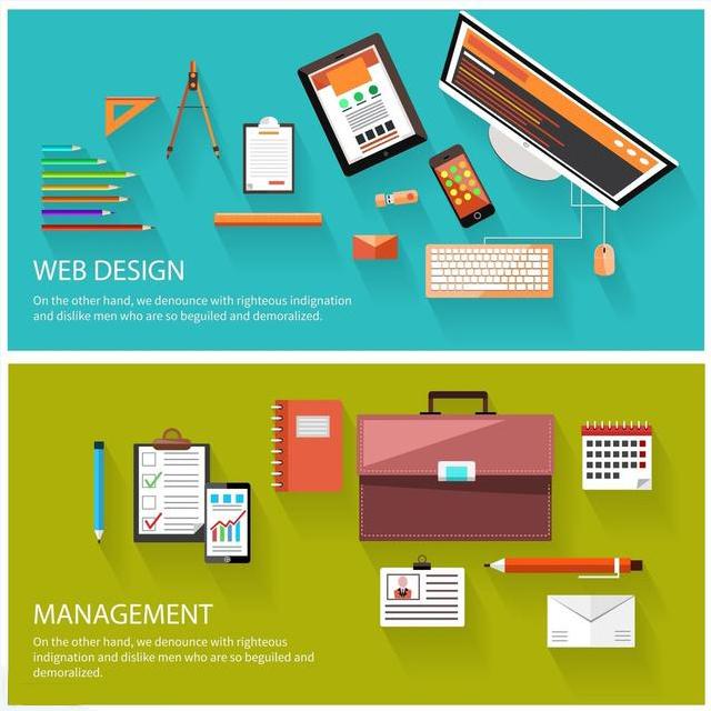 网页边框设计