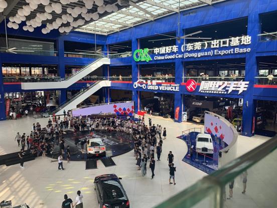 二手车海外出口,广东好车秦志威首站择址俄罗斯-焦点中国网