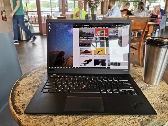 顶配版ThinkPad X1 Carbon评测:牺牲续航换4K屏幕值吗的照片 - 12