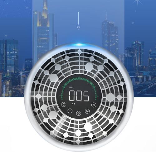 入门空气净化器怎么选?海尔星空系列颜值科技一个都不少-家居窝