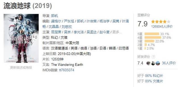 《上海堡垒》豆瓣评分速跌,一大波评价给了1星的照片 - 5