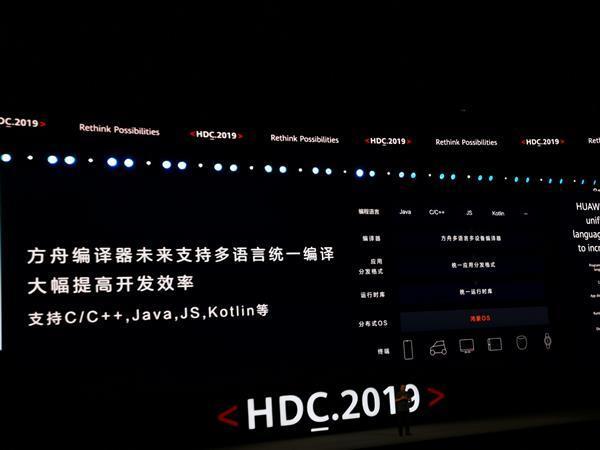 华为鸿蒙OS操作系统正式发布的照片 - 15