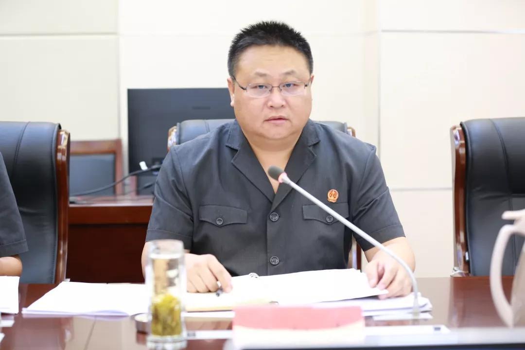 盐都法院专题召开审判质效月度分析例会