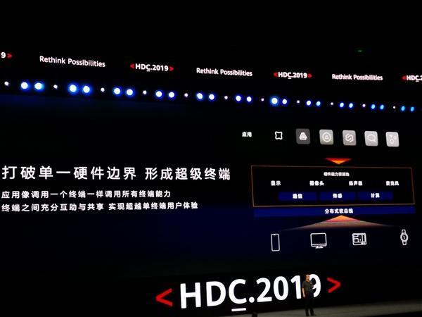 华为EMUI10打破Windows与安卓壁垒:实现双系统同屏操作的照片 - 2