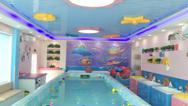婴儿游泳馆想赚更多的钱?就要打造有价值的会员体系!