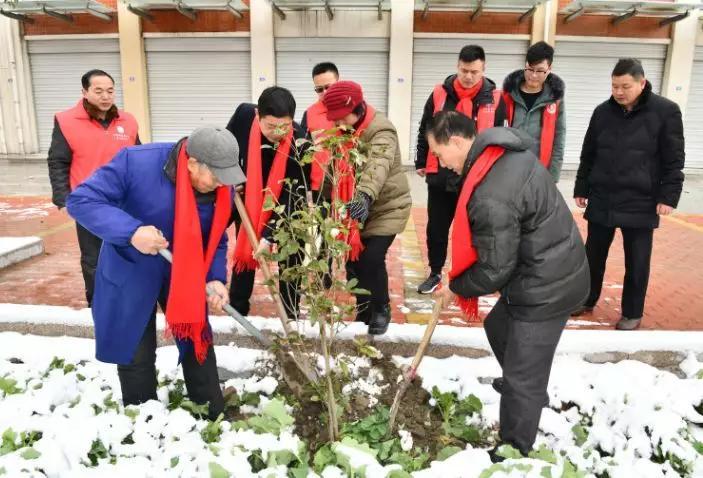海安高新区宁海办事处三塘村扎实推进服务型党组织建设