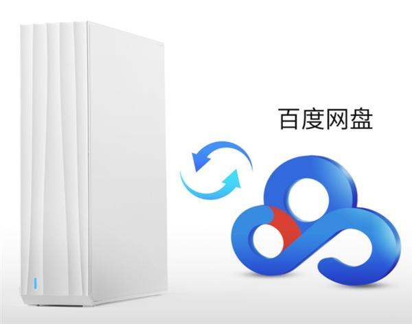 百度网盘实体版NAS发布:2TB 可挂机兑换会员的照片 - 2