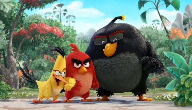 《愤怒的小鸟2》笑到停不下来的照片 - 2