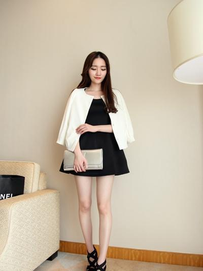 秋天女人这样搭,韩剧女主范十足,让你穿出高贵名媛气质!