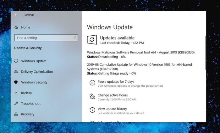 Win10 Build 18362.295发布:提高IE、Edge和蓝牙安全性的照片 - 2
