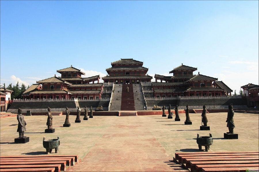 大秦700年奋斗史,这才是中华精神文化的正源!
