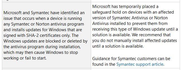 微软已阻止装有不兼容杀毒软件的Win7设备安装更新的照片 - 3