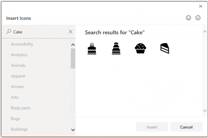每月频道渠道获Office新版:现支持图标搜索的照片 - 3