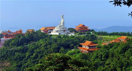 广东观音山:文化旅游样本的违建之痛