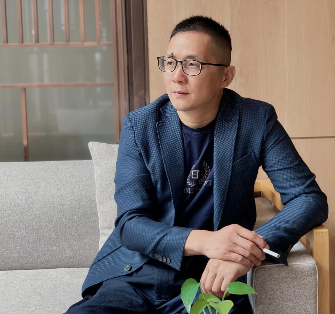 庙街商业管理有限公司董事长徐干:庙街梦,创业魂,中华情