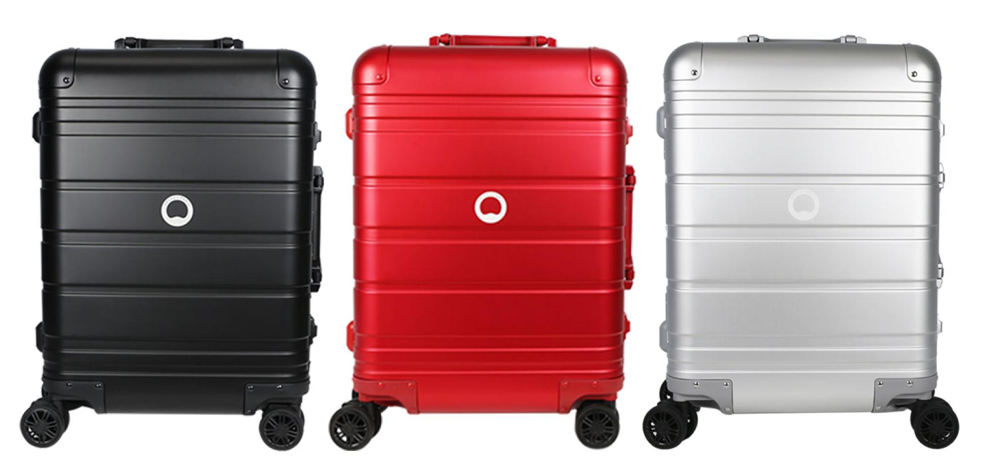 DELSEY 五款箱包齐上新,为消费者打造多彩梦想之旅
