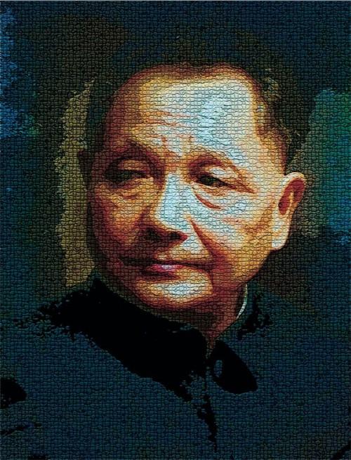 中国书画形象人物:陈凯艺术欣赏