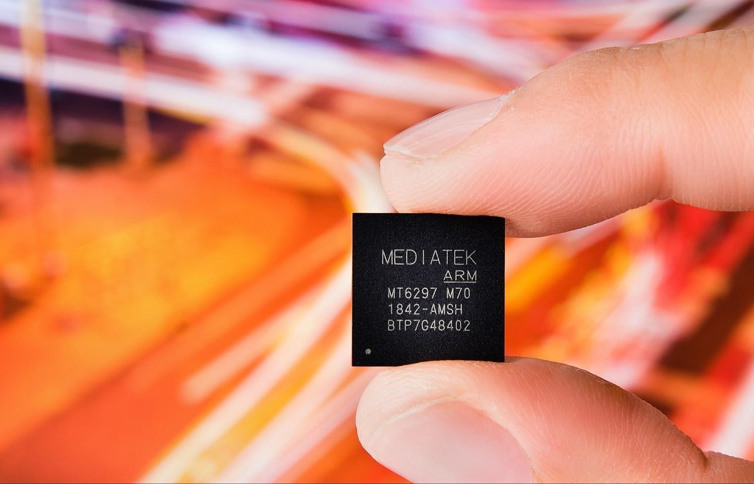 聯發科5G芯片領跑,已通過5G獨立組網連網通話測試