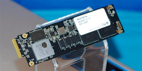 "Intel""40米长尺""SSD全新形态:M.2被完美取代的照片 - 4"