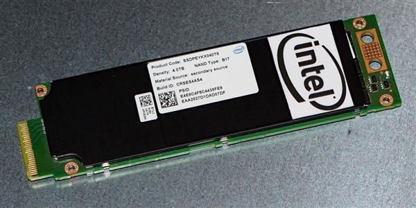 "Intel""40米长尺""SSD全新形态:M.2被完美取代的照片 - 5"