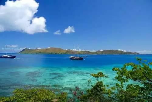 全球14个绝美海岛旅游攻略!