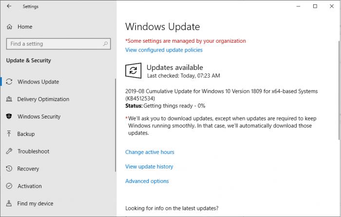 Win10十月更新获KB4512534更新:升至Build 17763.720的照片 - 2