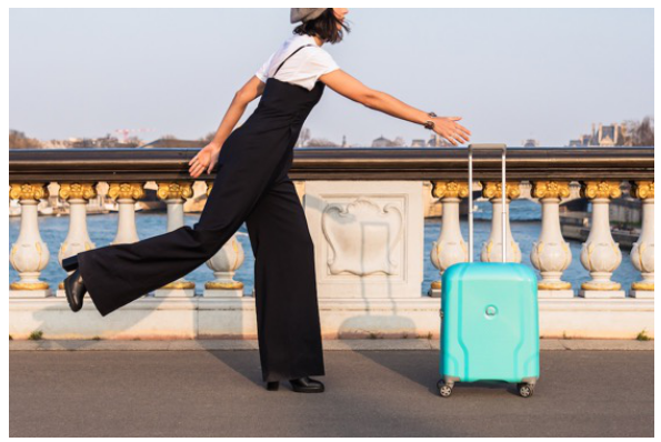 DELSEY五款箱包齐上新,为消费者打造多彩梦想之旅