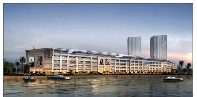 常州爱琴海购物公园一期规划:将建成超27万方商业综合体