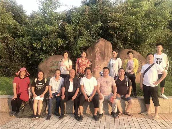 艾国中国山水画写生专项课题班安徽查济写生