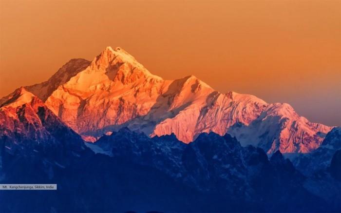 Win10主题包Mountain's Glow免费发布的照片 - 1