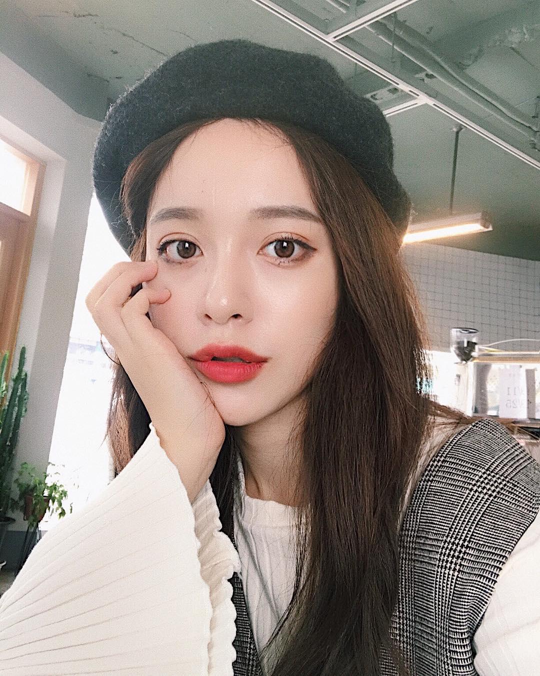 韩国美女模特Jessie,清丽佳人,女神合辑一30张