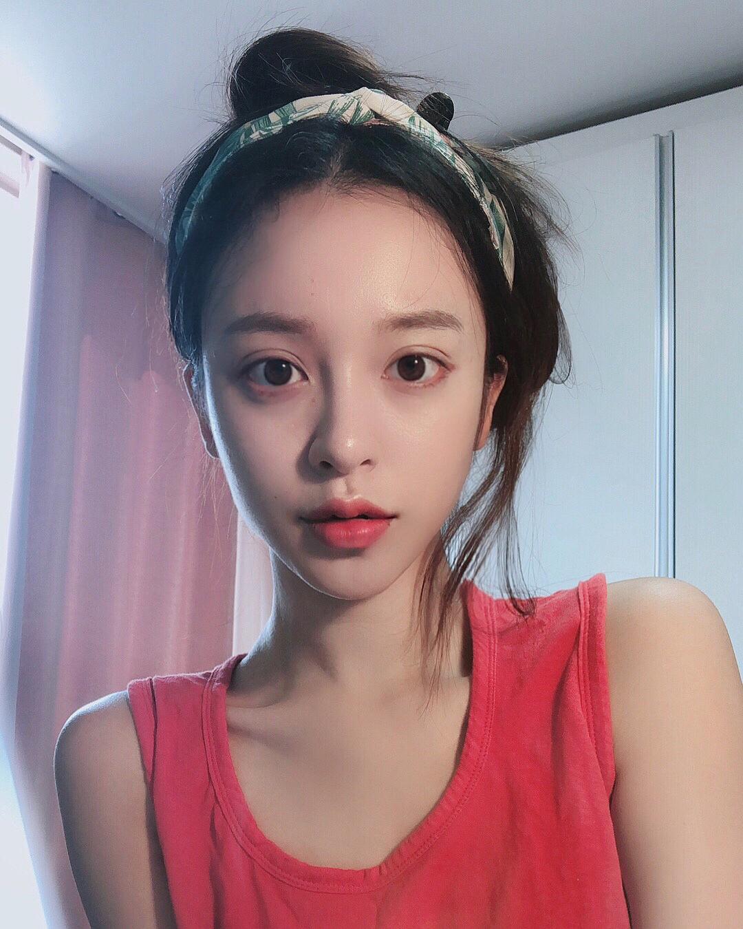 韩国美女模特Jessie,清丽佳人,女神合辑三35张